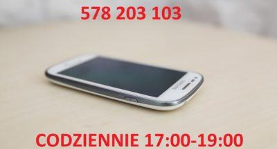 Telefon wsparcia w okresie pandemii