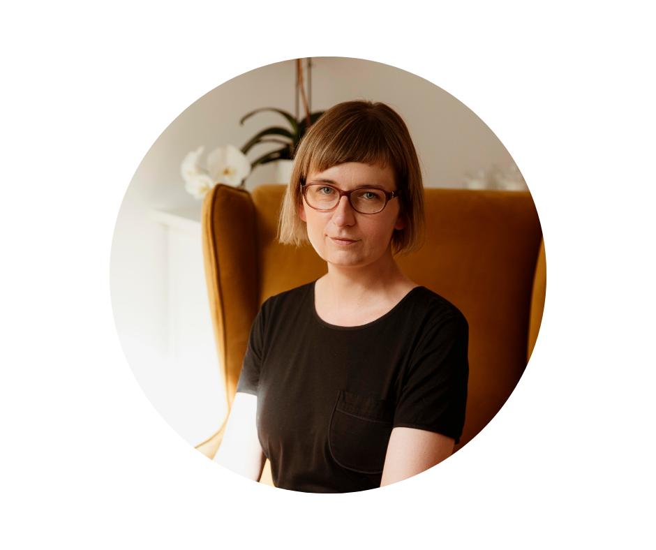 Psychoterapeutka Magdalena Sendacka