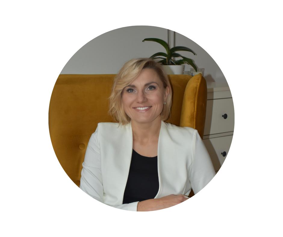 psycholog, psychoterapeuta Ewelina Wnuk