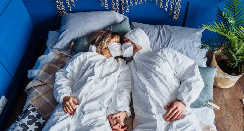 Seks w czasie pandemii. Jak izolacja wpływa na relacje intymne?